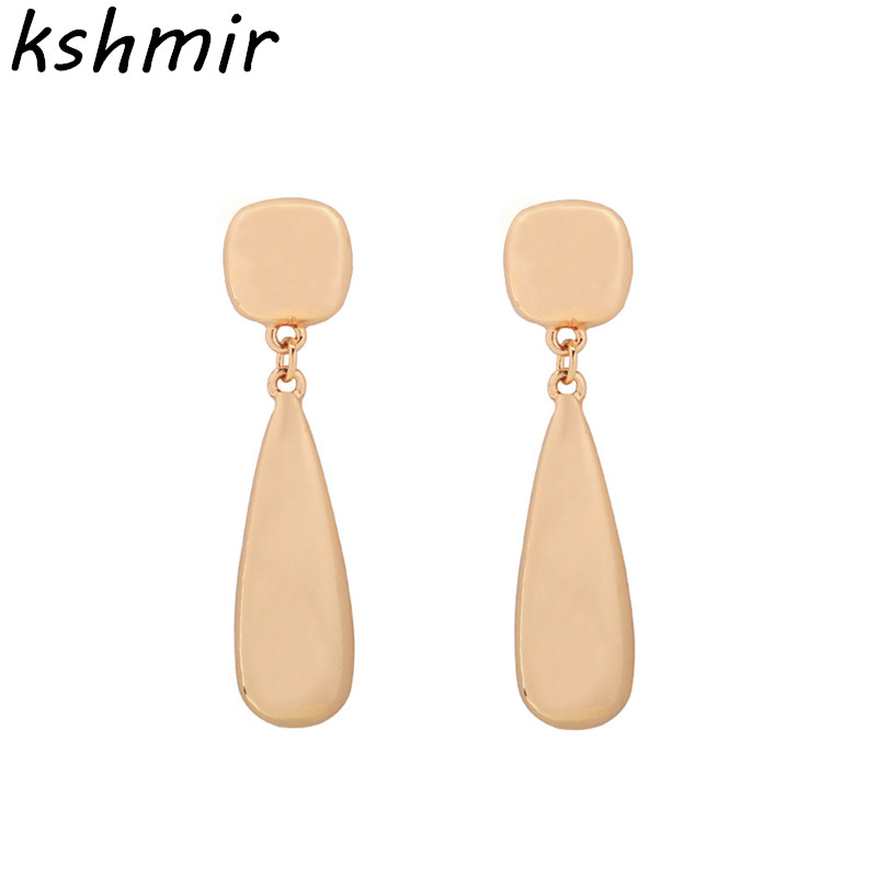The new rain earrings Long eardrop in Europe and the contracted products wholesale
