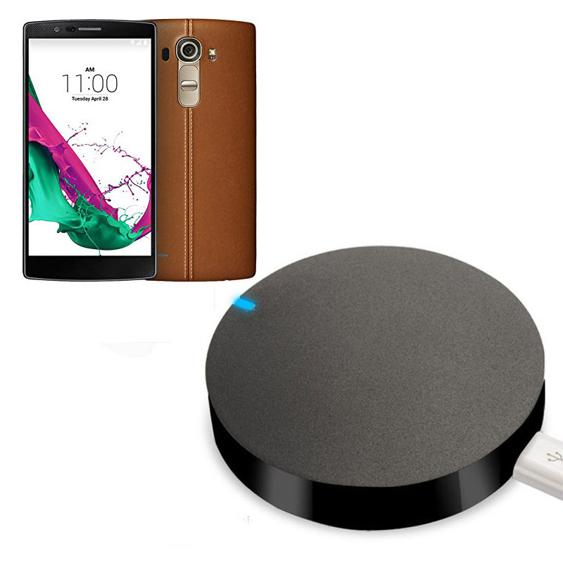 New Arrival Qi Wireless Charger Charging Pad for LG G4 F500 H815 H815 AND Other Qi compliant device #ER42