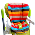 Carrinho de bebê almofada almofada almofada cadeira mat mictório almofada carrinho de bebê à prova d' água grossa YYT163