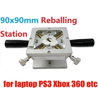 90x90mm PS3 Reballing & Dual Direction Position with Handles Support for bga repair BGA Reballing Station Jig