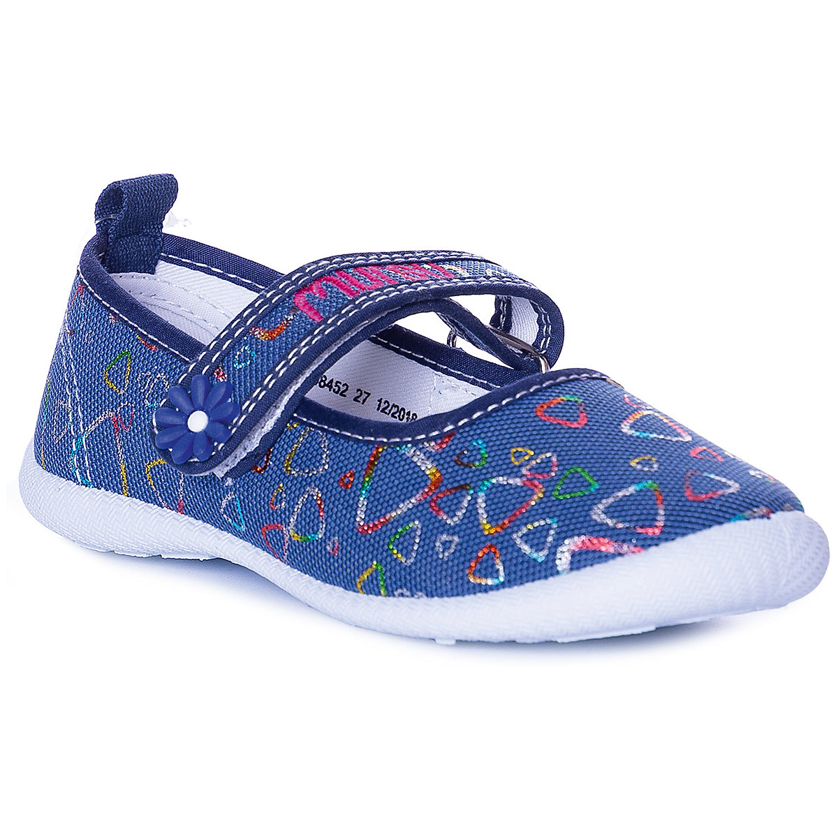 MURSU Children's Flats 10612129 summer ballet all-season footwear Shoes for girls girl light blue casual ballet leopard pattern non leather flat shoes women fashion boat shoes zapatos mujer tacon sapato flats large size 4 16