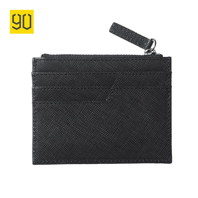 Original 90 Fun Business Casual Coin Purses Pocket Money Bag Credit