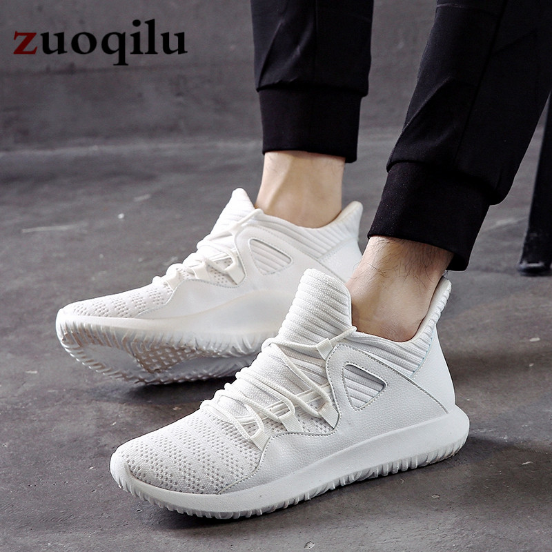 White Men Casual Shoes Lightweight Breathable Flats Men Shoes Footwear Loafers Casual Shoes Men Shoes Chaussure Size 48White Men Casual Shoes Lightweight Breathable Flats Men Shoes Footwear Loafers Casual Shoes Men Shoes Chaussure Size 48