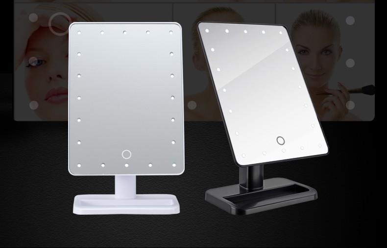 led mirror 7