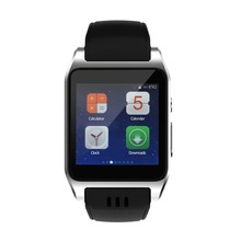 Android 5.1 Smartwatch X86 Bluetooth Wifi smart watch support 3G  SIM card  smartphone with Camera Whatsapp Facebook