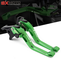 For KAWASAKI Z900 Z 900 2017 2018 2019 Motorcycle Accessories CNC Adjustable Short Clutch Brake Levers Set With logo Z900