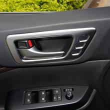 Для toyota highlander kluger 2014 2018 abs хромированный автомобильный