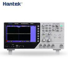 Hantek Осциллограф Портативный DSO4102S 2 Каналов 100 МГц USB Осциллографы Ручной ЖК-Цифровой Osciloscopio Диагностический инструмент