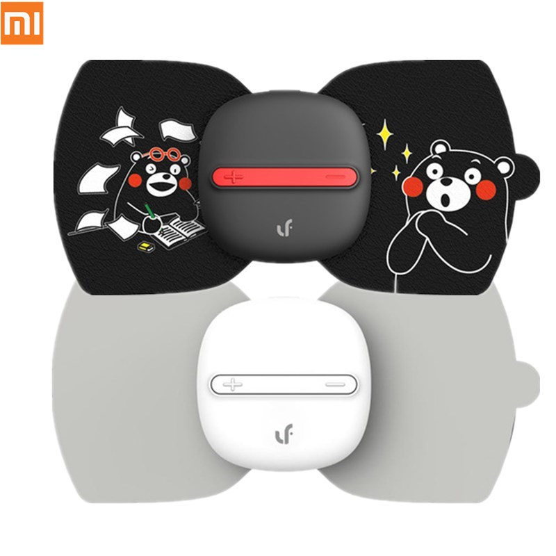 все цены на Xiaomi Mijia LF Full Body Relax Muscle Therapy Massager Magic Touch massage Smart stickers for health care