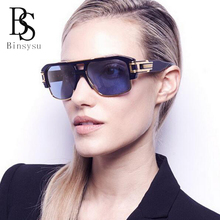 Fashion Sunglasses Women Retro Square Frame