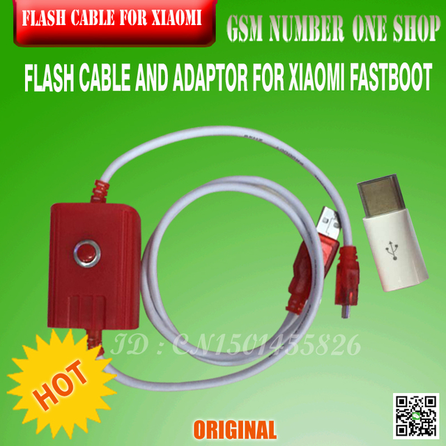 The Newest deep flash cable for xiaomi phone models Open port 9008 Supports all BL locks Engineering with adapter Free shipping