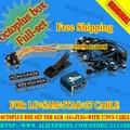Octoplus box com 25 pcs cabos trabalhar para samsung e para lg + medua jtag + frete grátis