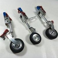 CYS R2290 высокое качество электропривод уборки шасси с колеса контроллер плиты тормозные системы для RC Самолет