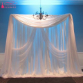5m x 1.5m Long Wedding Bolero Fabric Chiffon Wedding Celebrate Occasion Decorations  Annual meeting Table covers Chiffon Z991