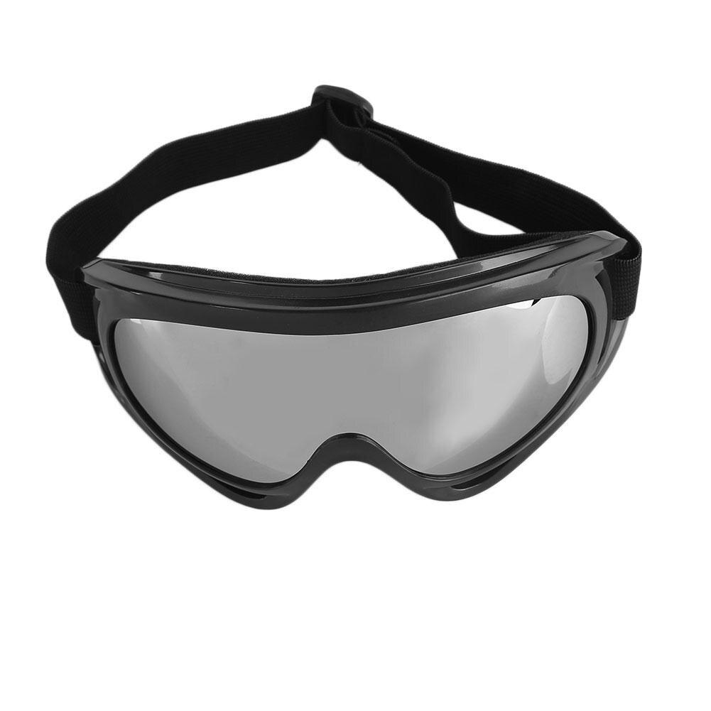 Альпинистские Лыжные Сноуборд очки солнцезащитные очки анти-УФ ветрозащитное оборудование