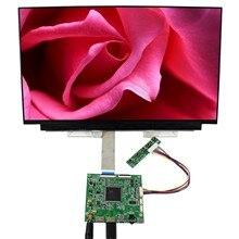 HD MI Mini + DP LCD denetleyici VS RT2795T4K V1 15.6 inç NV156QUM N32 3840X2160 IPS LCD ekran