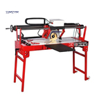 New Arrival Multi-functional Desktop Tile Cutting Machine D-7-1000 High Power Automatic Wet Tile Saw Cutter 2300W 220V 5500r/min