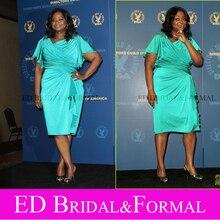 Octavia Spencer Kleid Direktoren Guild Awards Kleider Plus Size Cocktail Party Kleid