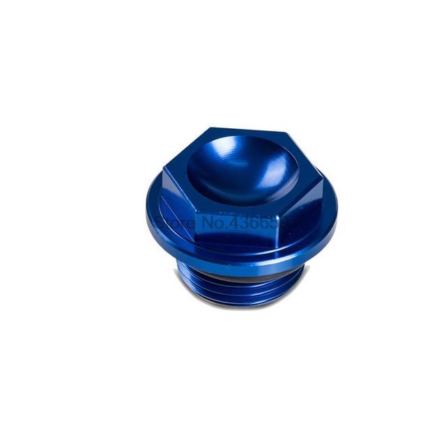 CNC Engine Oil Filler Plug for Yamaha YZ80/YZ85 1998-2010 2011 2012 2013 2014 2015 Motorbike Oil Filler Plug