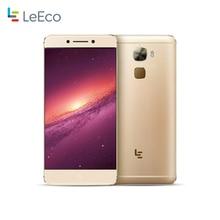 """Оригинальный LeTV LeEco Pro 3 Elite X722 5.5 """"Snapdragon 820 4 ядра 2.15 ГГц 4 г Оперативная память 32 г Встроенная память 4070 мАч отпечатков пальцев GPS мобильного телефона"""
