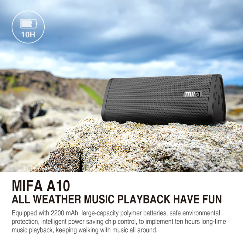 MIFA A10 Bluetooth speaker MIFA A10 Bluetooth speaker HTB1qVHDXHsTMeJjy1zbq6AhlVXaE