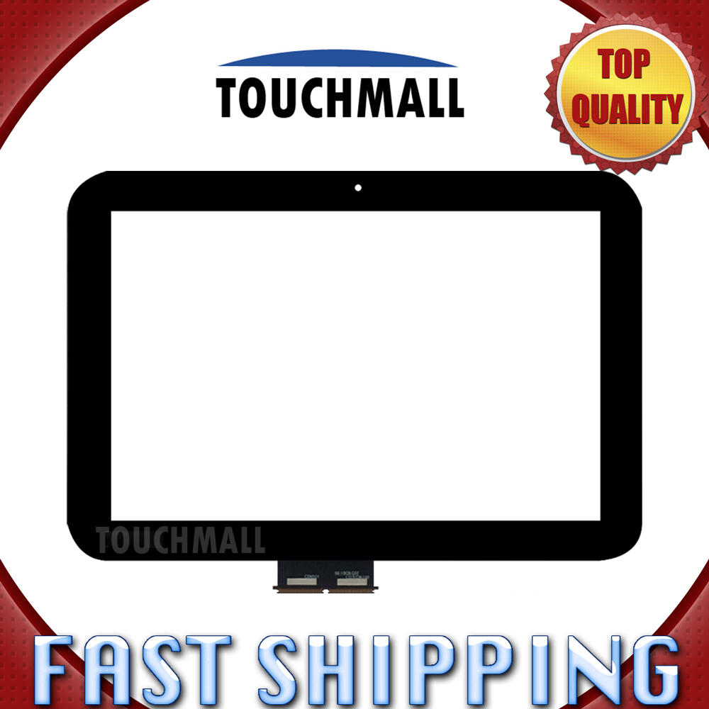 ФОТО  For Toshiba 69.10I28.G02 Replacement Touch Screen Digitizer Glass 10.1-inch Black for Tablet