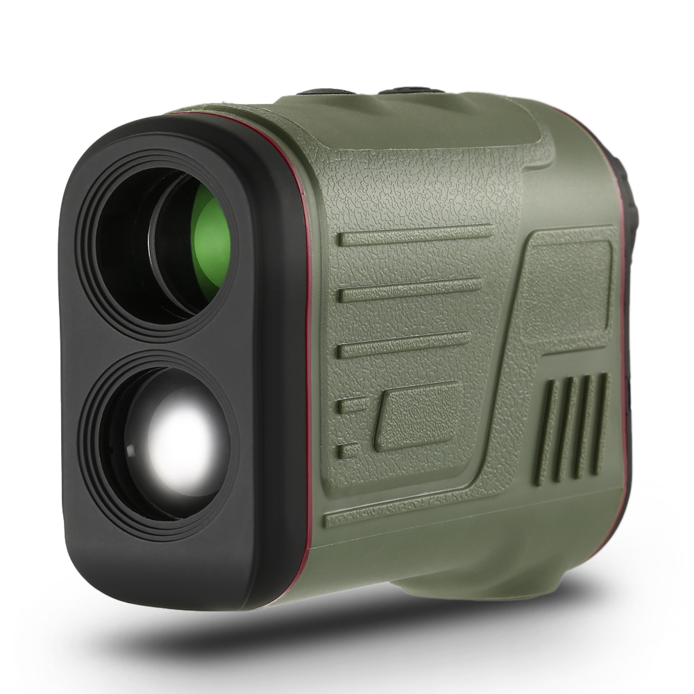 Outdoor Compact 6X22 Laser Rangefinder 600m Golf Range Finder Hunting Monocular Telescope Distance Meter Speed Tester 600 m rangefinder laser range finder with distance and speed measurements monocular golf hunting range finder