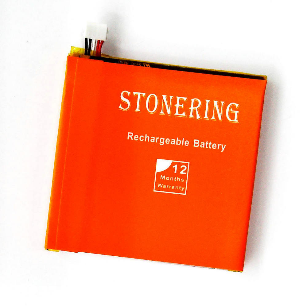 Stonering Battery For Ascend Huawei U9200 Cell-Phone 2500mah HB4Q1HV D1 XL Quad