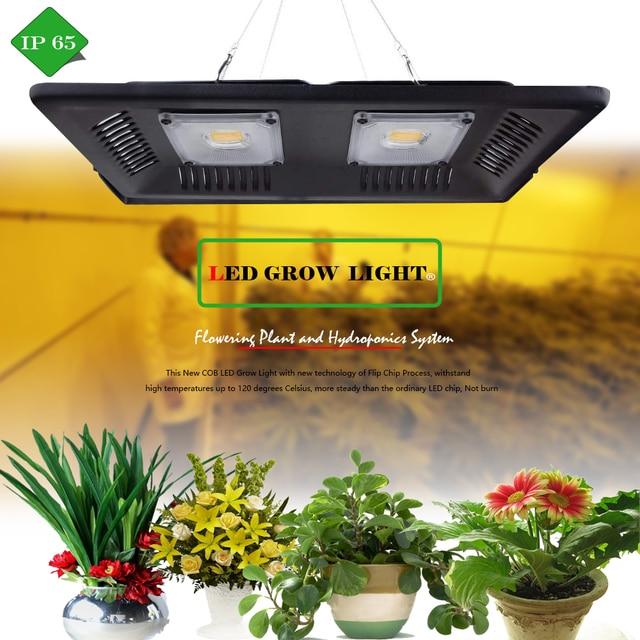 Phyto Lamp 50W 100W 150W LED Grow Light COB Full Spectrum IP67 Waterproof Warm White Grow LED For Grow Tent Plants Growing