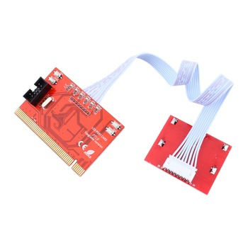 PTi8 Motherboard Tester for Tablet PCI Motherboard Analyzer Diagnostic Tester Post Test Card for Intel Laptop diagnostic tool