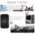 Do bluetooth Transmissor de Áudio de 3.5mm de ALTA FIDELIDADE Bluetooth A2DP Receiver Sender Adaptador para Carro AUX Bluetooth Portátil, TV, CD Players