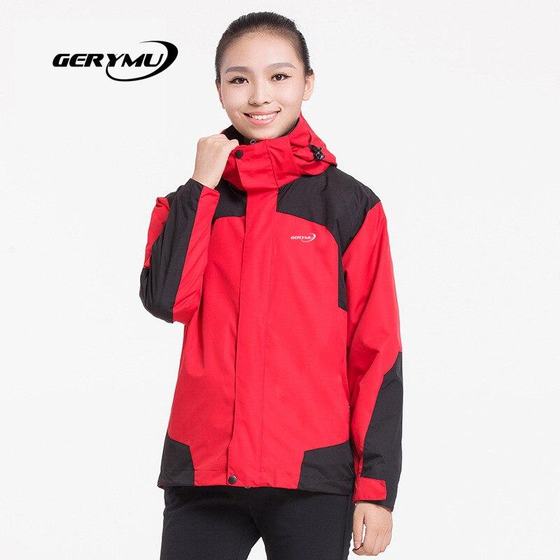 outdoor women's snowboard soft shell fleece warm clothing skiing hiking camping climbing coat waterproof windbreaker jacket