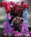 Fãs modelo jacksdo one piece 70 cm magellan gk resina edição deluxe toy figura para coleção