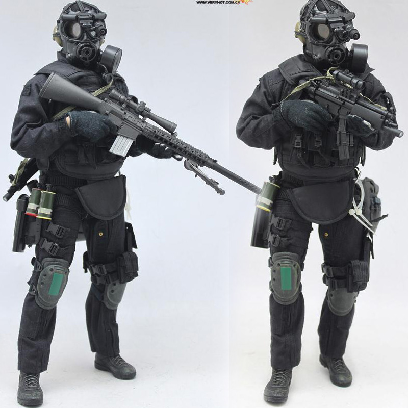 1:6  American Special Weapons And Tactics SWAT Soldier Set  Military Action Figure Toy Scale dolls Models Boys Gift  12 inch guerre moderne lego