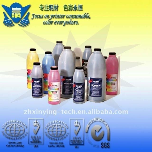 Venta directa de fábrica, bulk compatible polvo de tóner de color para ricoh 2238c mpc2500 mpc3000