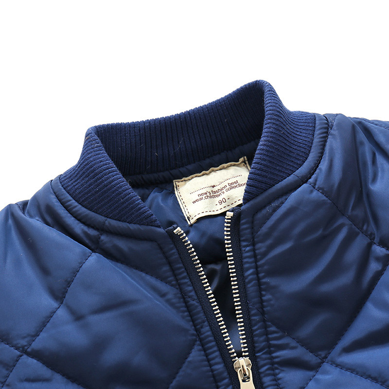 HTB1qVLjihuaVKJjSZFjq6AjmpXad - children casual jacket coat kids windproof warm cotton Outerwear baby boy thicken jackets Down Parkas winter children clothing