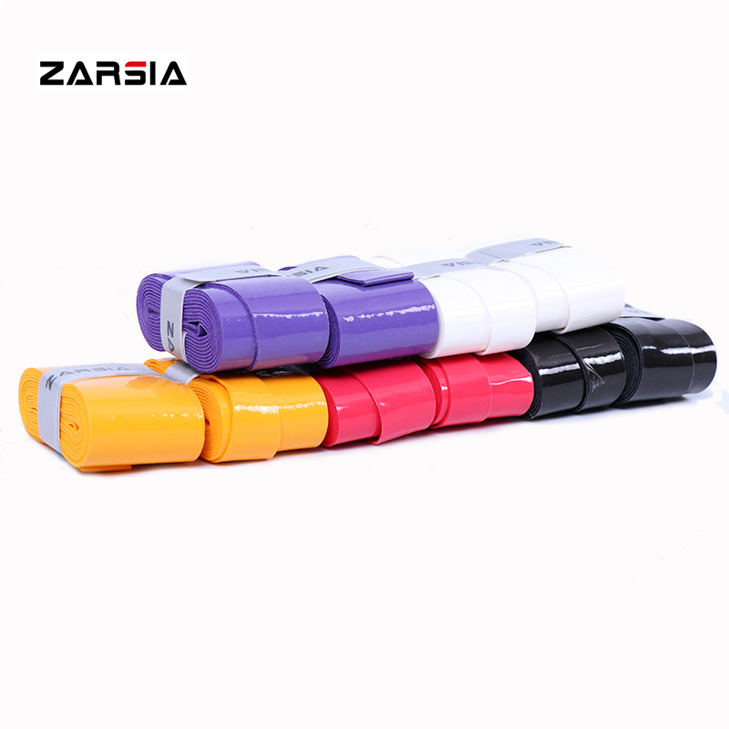 Free shipping ZARSIA tacky Feel badminton racket soft feel tennis overgrip tennis racket grips 60 pcs