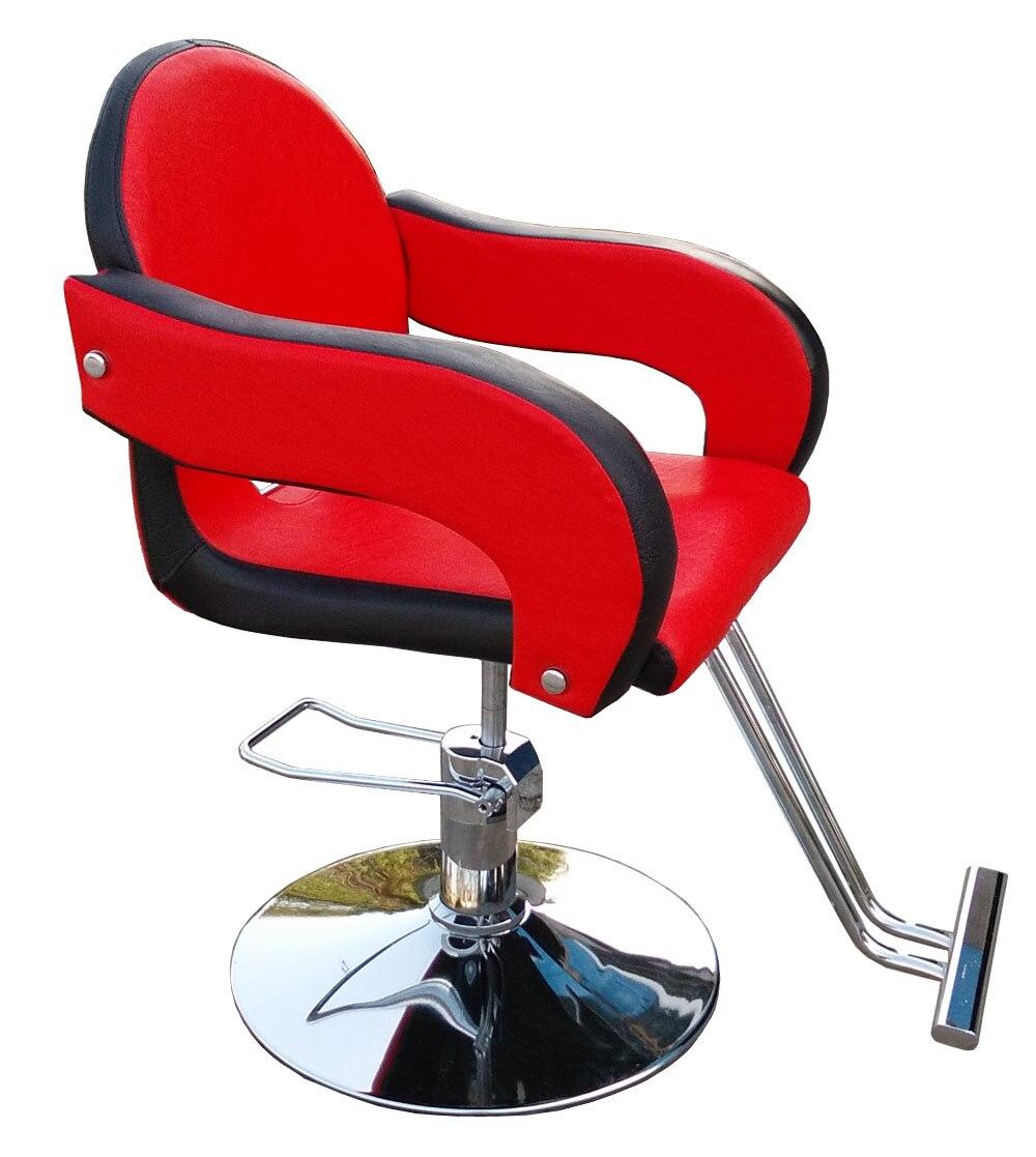 Hair salons fashion hair salon chair. Cutting beauty-care hydraulic chair. Stool. Swivel chair.