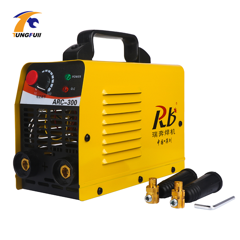 Arc Welder 220V Welding Machine ARC 300 Inverter Welding Machines Digital Display Electric Welding Equipment Welder(China)