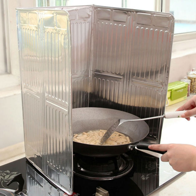 Küche Gasherd Taiwan Prallplatte Aluminiumfolie Dämmplatte ...