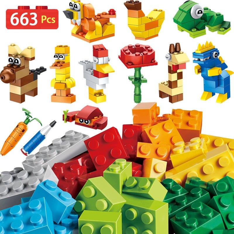 Classic Creative Box Creator Building Blocks Compatible LegoINGlys Animal Bricks Toys Bricks Mini Action Figures Enlighten ToysClassic Creative Box Creator Building Blocks Compatible LegoINGlys Animal Bricks Toys Bricks Mini Action Figures Enlighten Toys
