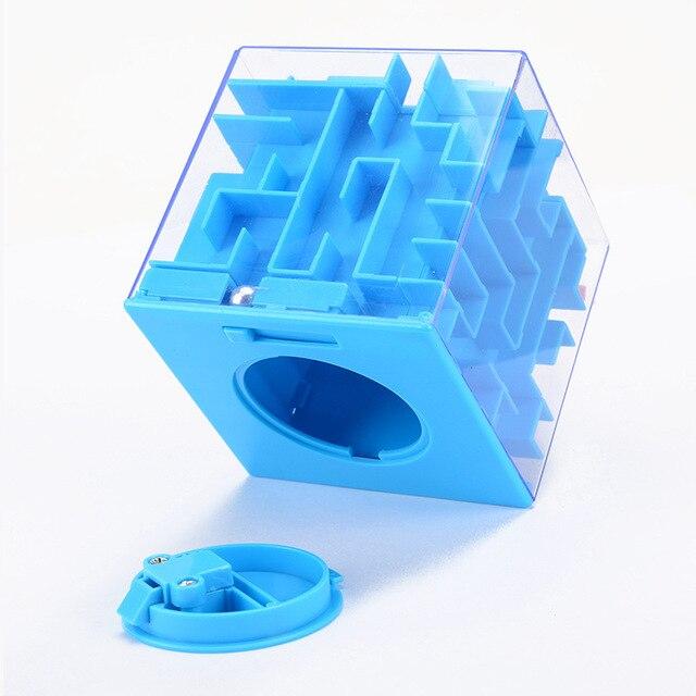 3D Money Labyrinth Puzzle 3