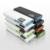 Dcae banco de la energía 20000 mah 3 salida usb 18650 cargador portátil batería externa carregador portatil para iphone 6 5s