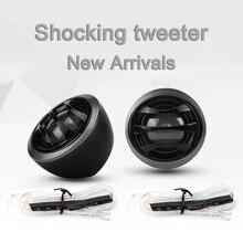 Som Automotivo 150W Super Silk Dome Tweeter Speakers Car Power Loud Dome Tweeter Horn Loudspeaker for Car High Quality Tweeters