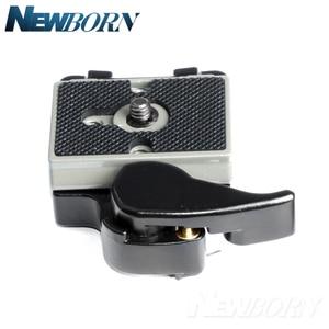 Image 5 - Phụ Kiện máy ảnh 323 Phát Hành Nhanh Chóng Kẹp Adapter Phát Hành Tấm Tương Thích đối với máy ảnh tripod với Manfrotto 200PL 14 Tấm