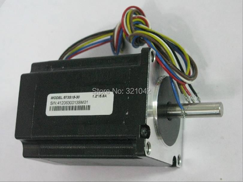 Leadshine three phase stepper motor 573S15-30 (the shaft length 30) 1.5Nm 3 phrase leadshine 573s15 step motor