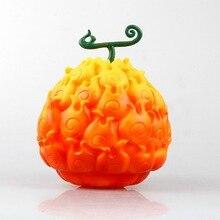One Piece Devil Fruit Ace Flame-Flame Fruit Action Figure PVC Toy