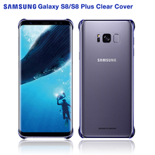 SAMSUNG Original Shockproof Phone Case Soft Shell for Samsung S8 S8plus Plus S8+ Stealth TPU Mobile Cover 6 Colors