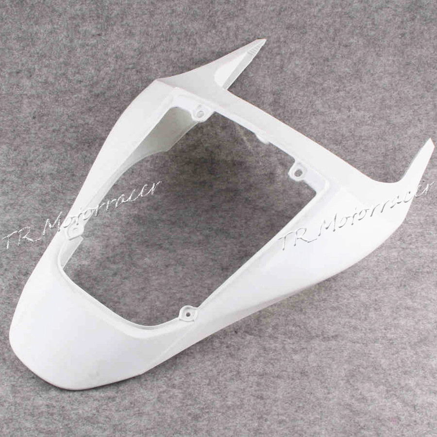 Rear Tail Fairing For Honda CBR600RR 2007 2008 CBR 600 RR Unpainted White Motorcycle Accessories New aftermarket free shipping motorcycle parts eliminator tidy tail for 2006 2007 2008 fz6 fazer 2007 2008b lack