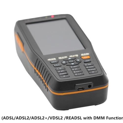 De base VDSL VDSL2 Testeur pour xDSL Ligne test et La Maintenance Outils ADSL2 +/READSL